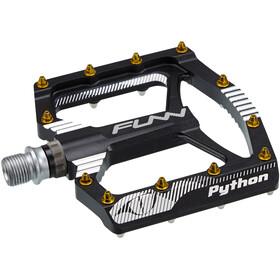 FUNN Python Pedals black
